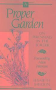 A Proper Garden als Buch