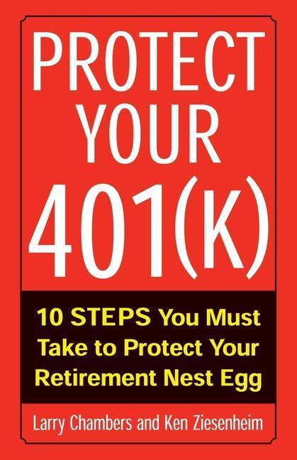 Protect Your 401(k) als Taschenbuch