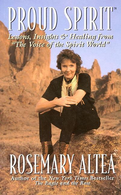 Proud Spirit: Lessons, Insights & Healing from 'the Voice of the Spirit World' als Taschenbuch