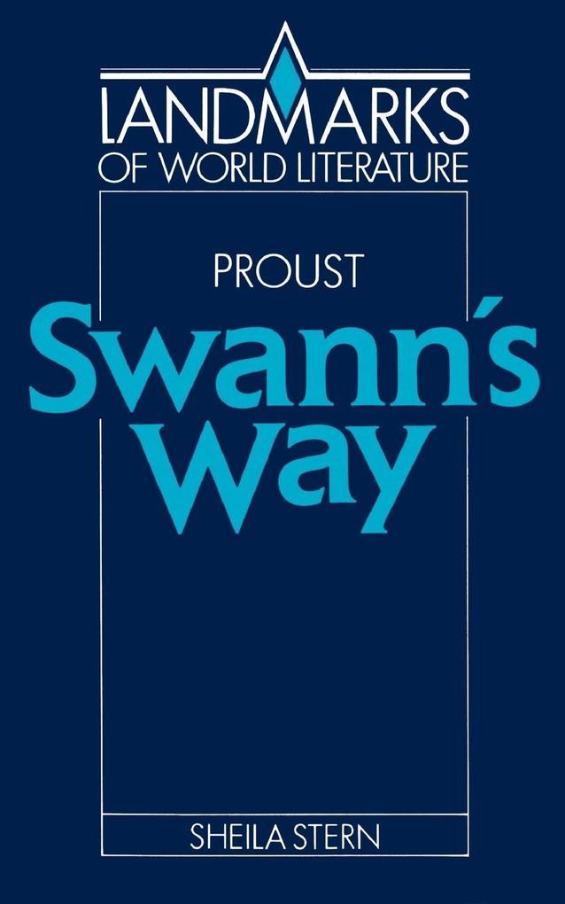 Marcel Proust: Swann's Way als Buch