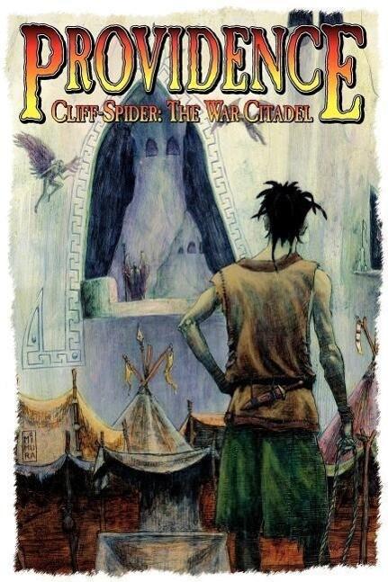 Cliff-Spider: The War Citadel als Taschenbuch