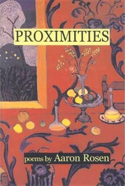 Proximities: Poems als Taschenbuch