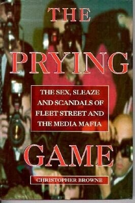 The Prying Game als Buch