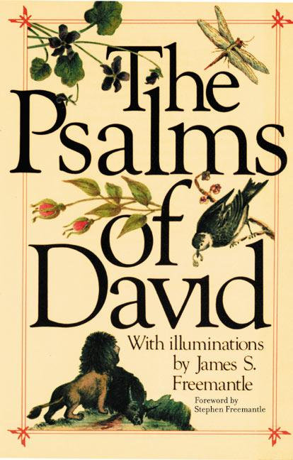 The Psalms of David als Buch