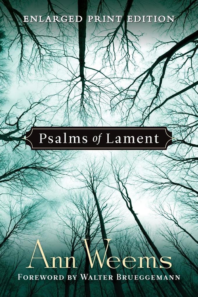 Psalms of Lament als Taschenbuch
