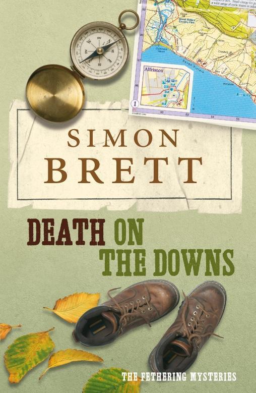 Death on the Downs als eBook von Simon Brett