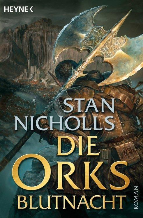 Die Orks - Blutnacht als eBook von Stan Nicholls
