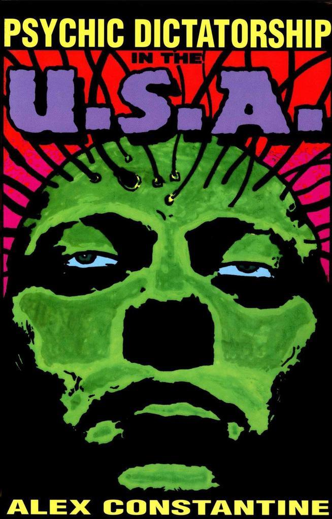 Psychic Dictatorship in the U.S.A. als Taschenbuch