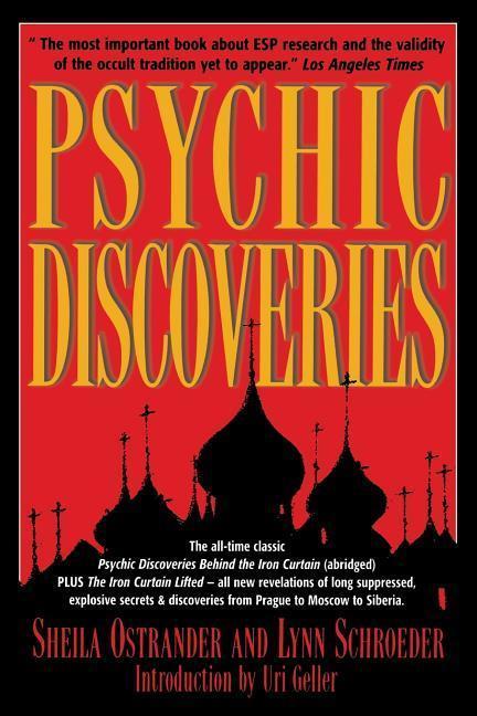 Psychic Discoveries als Taschenbuch