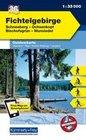 KuF Deutschland Outdoorkarte 36 Fichtelgebirge 1 : 35.000