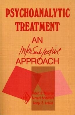 Psychoanalytic Treatment als Taschenbuch