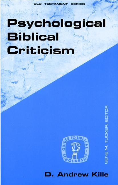 Psychological Biblical Criticism als Taschenbuch