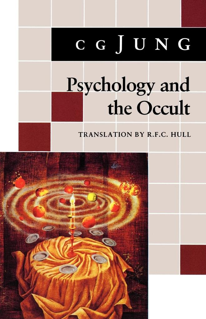 Psychology and the Occult: (From Vols. 1, 8, 18 Collected Works) als Taschenbuch