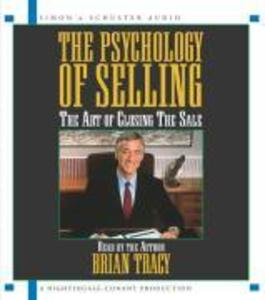 The Psychology of Selling: The Art of Closing Sales als Hörbuch