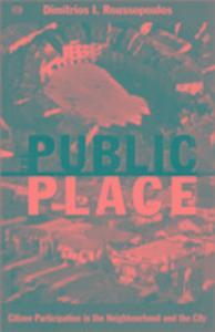 The Public Place als Taschenbuch