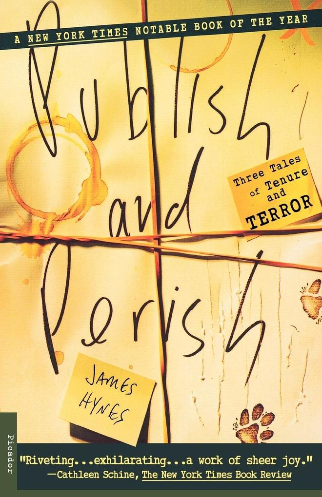 Publish and Perish als Taschenbuch