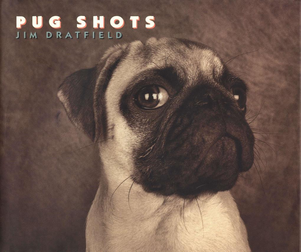Pug Shots als Buch