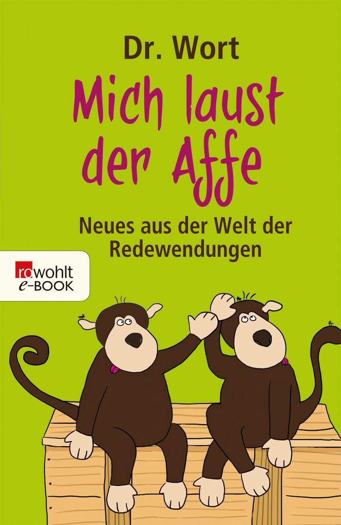 Mich laust der Affe als eBook