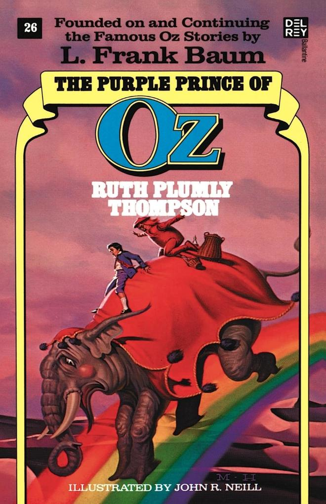 The Purple Prince of Oz als Taschenbuch
