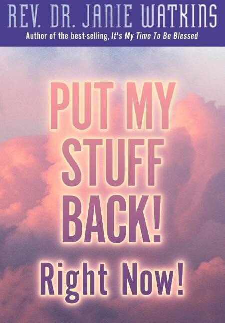 Put My Stuff Back! Right Now! als Buch