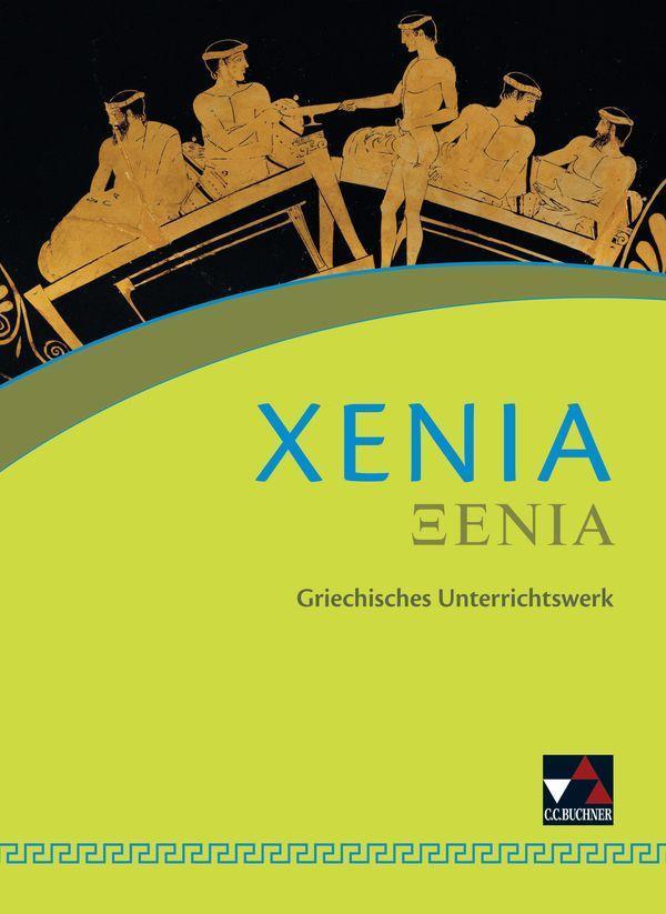 Xenia Schülerband als Buch