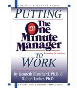 Putting the One Minute Manager to Work als Hörbuch