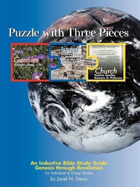 Puzzle with Three Pieces als Taschenbuch