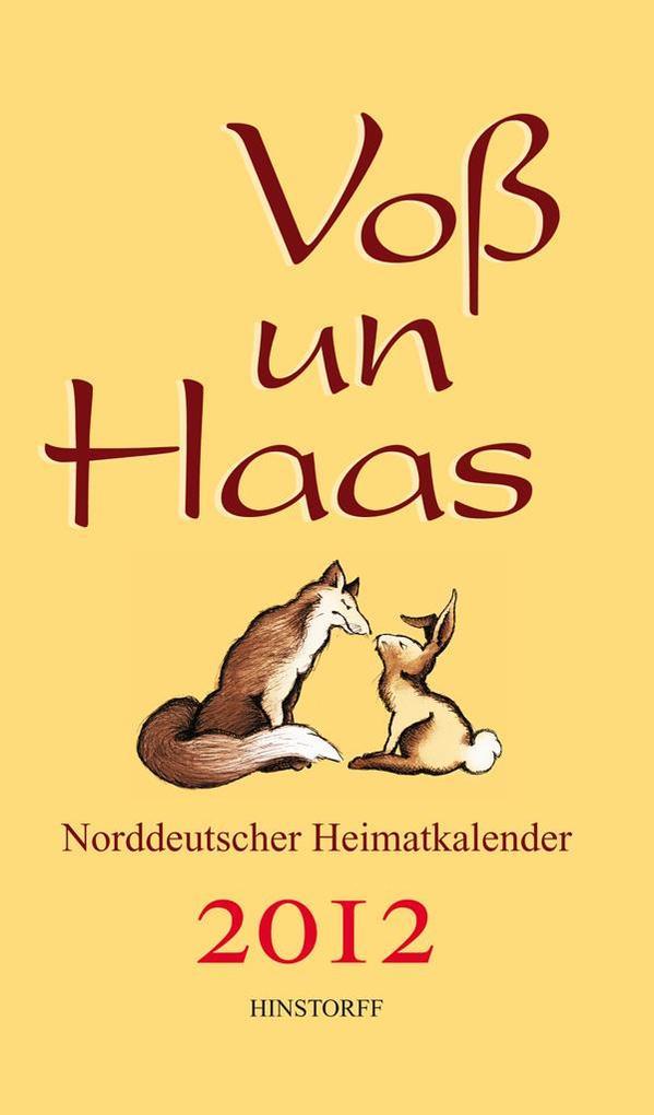 Voß un Haas 2012 als eBook