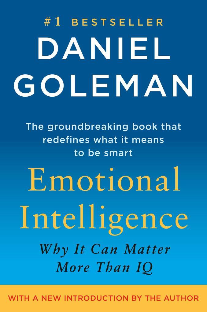 Emotional Intelligence als eBook von Daniel Goleman