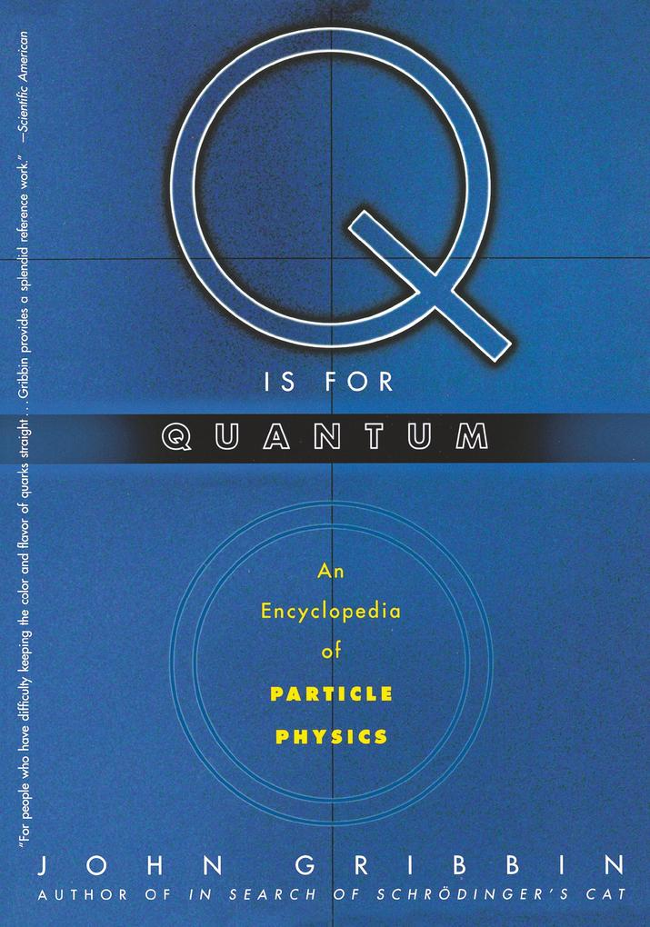 Q Is for Quantum als Buch