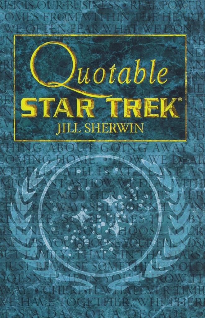 Star Trek als Buch