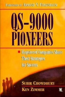 QS-9000 Pioneers: Registered Companies Share Their Strategies for Success als Buch
