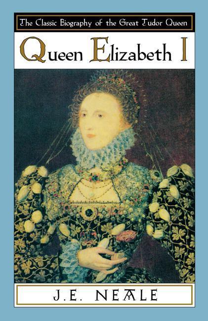 Queen Elizabeth I als Taschenbuch