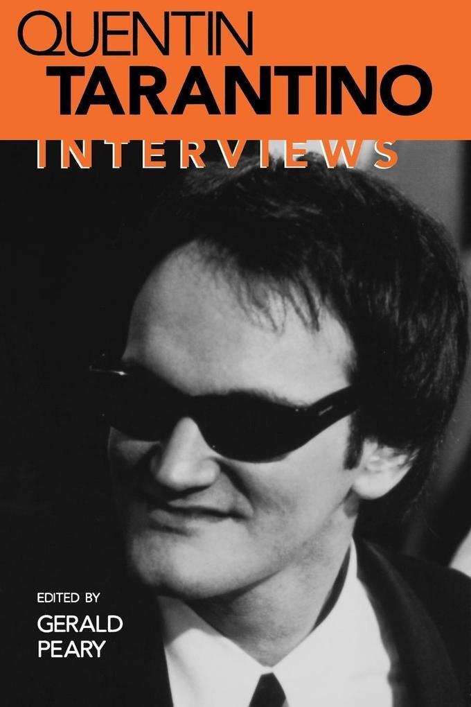 Quentin Tarantino: Interviews als Taschenbuch