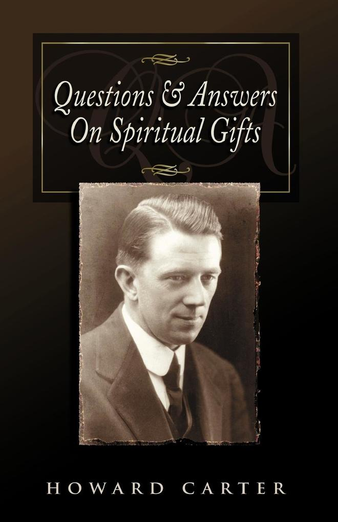 Questions and Answers on Spiritual Gifts als Taschenbuch
