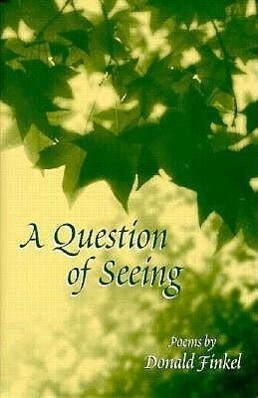 Question of Seeing als Buch