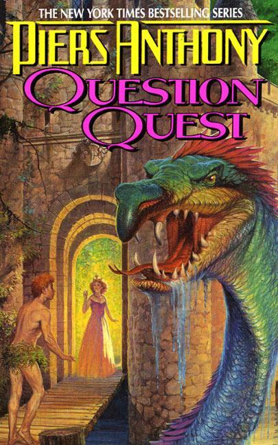 Xanth 14: Question Quest als Taschenbuch