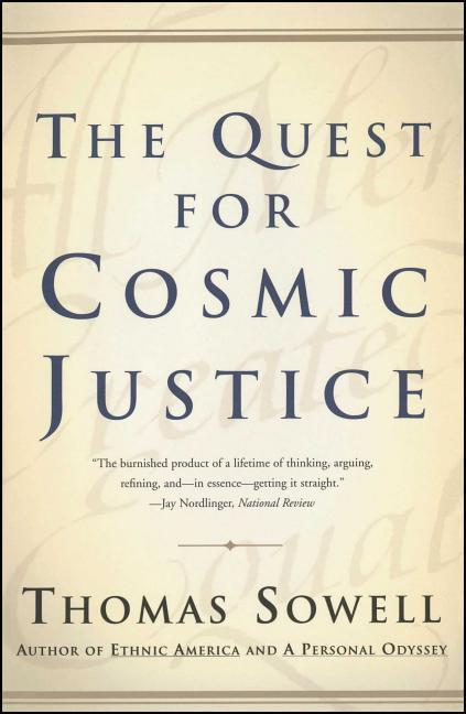 The Quest for Cosmic Justice als Taschenbuch