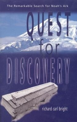Quest for Discovery: The Remarkable Search for Noah's Ark als Taschenbuch