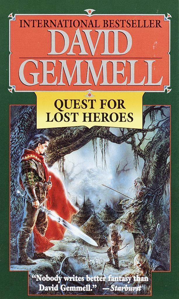 Quest for Lost Heroes als Taschenbuch