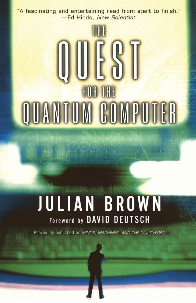 Quest for the Quantum Computer als Taschenbuch
