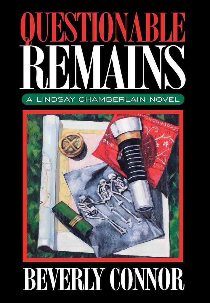 Questionable Remains (Lindsay Chamberlain Mysteries) als Buch
