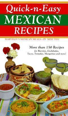 Quick & Easy Mexican Recipes als Taschenbuch