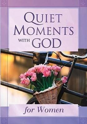 Quiet Moments with God for Women als Taschenbuch