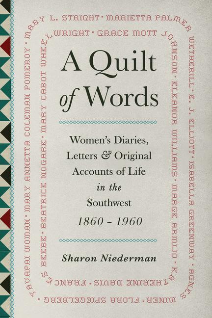 Quilt of Words als Taschenbuch
