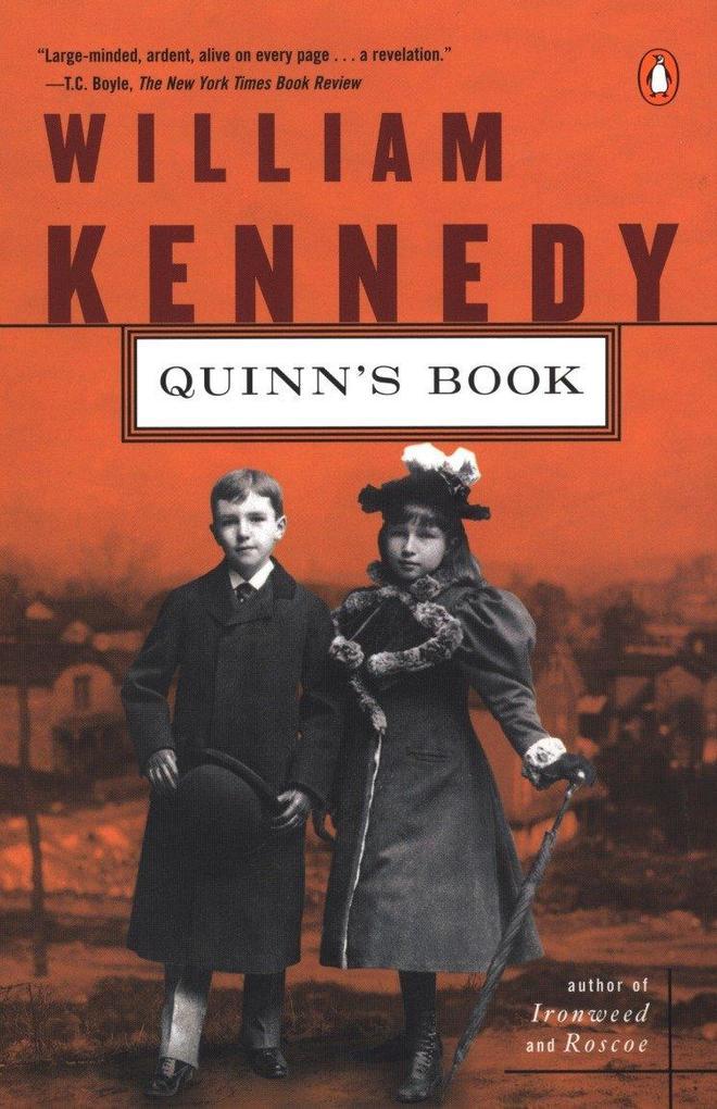 Quinn's Book als Taschenbuch