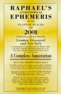 Raphael's Astronomical Ephemeries als Taschenbuch