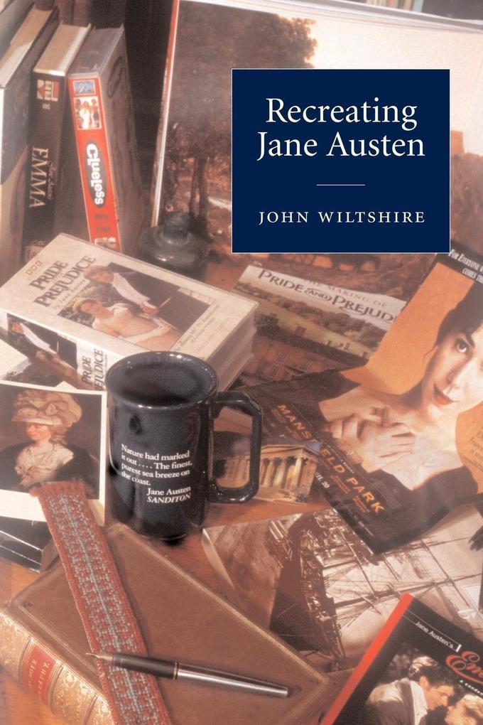 Recreating Jane Austen als Buch