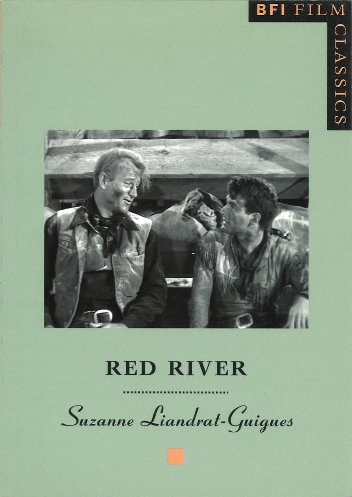 Red River als Taschenbuch