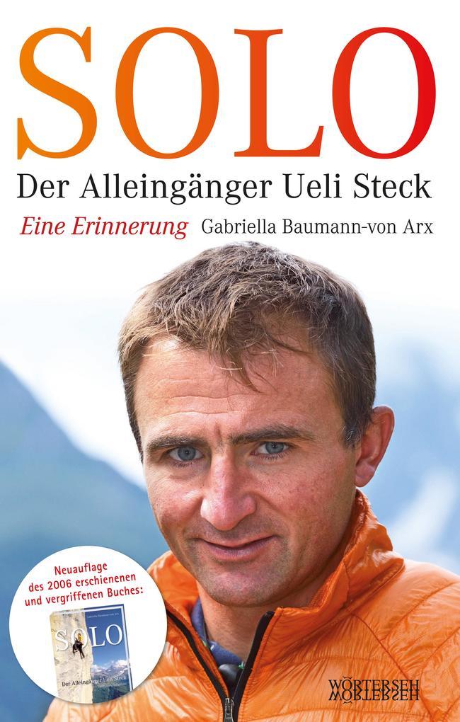 Solo als eBook von Gabriella Baumann-von Arx